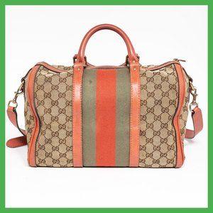 Gucci Bags - 💥Price Drop! 💥‼️ Stripe GUCCI Shoulder Bag GG